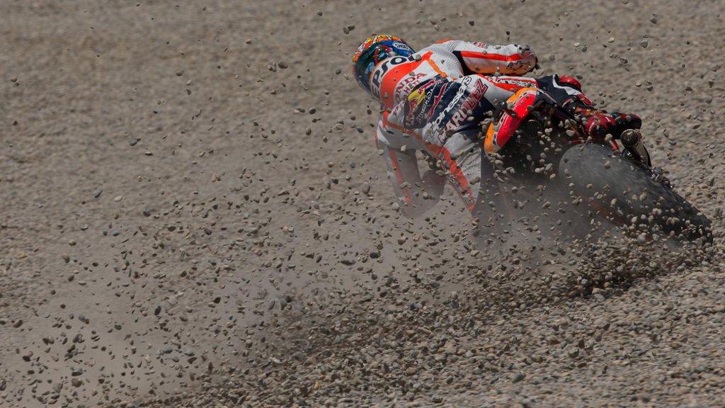 Catalunya 2015 MotoGP Marquez Foto:motoGP.com