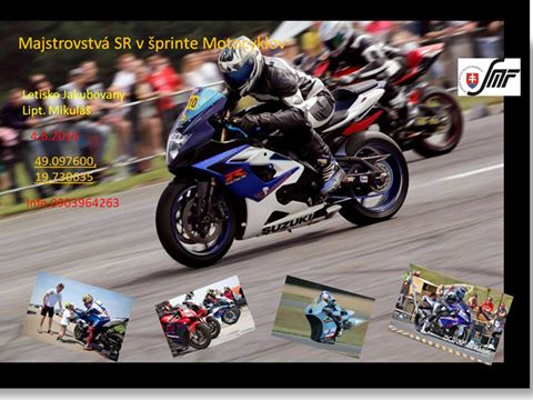 Prvý júnový víkend SMF - športové podujatia pre všetkých motocyklových fanúšikov