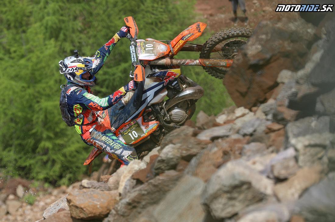 Taddy Blazusiak (KTM) - Erzbergrodeo 2016 - Red Bull Hare Scramble
