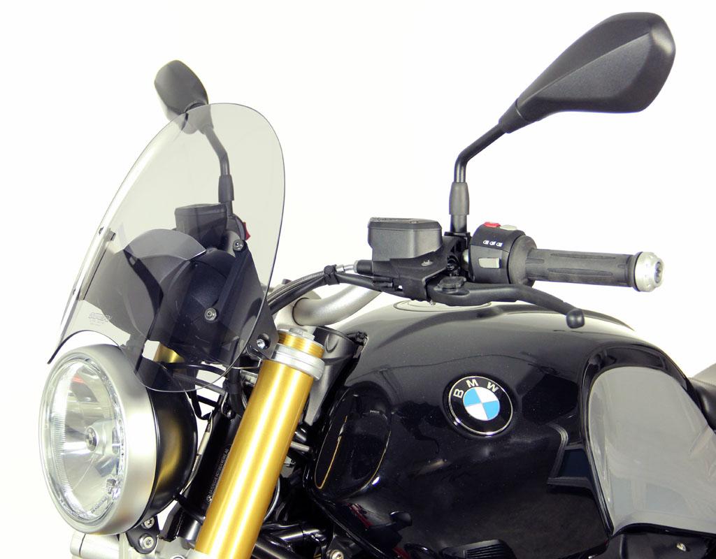 BMW R Nine-T - plexisklo MRA