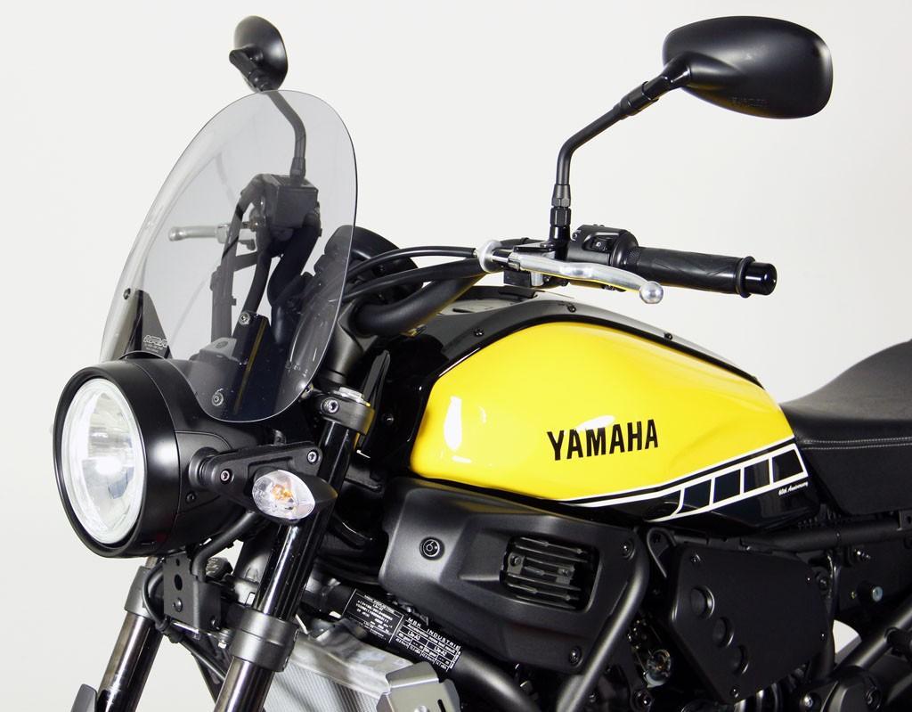 Yamaha XSR 700 - plexisklo MRA