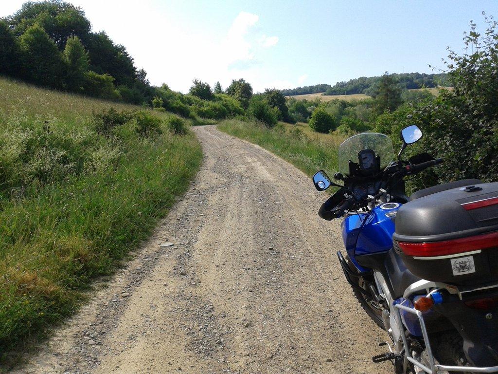 Offroad trasa: Roškovce - Bystrá - Varechovce, Slovensko - Bod záujmu