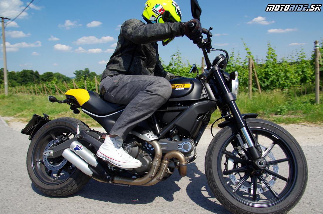 Motoride Galéria Test Ducati Scrambler Full Throttle 2016 Ducati