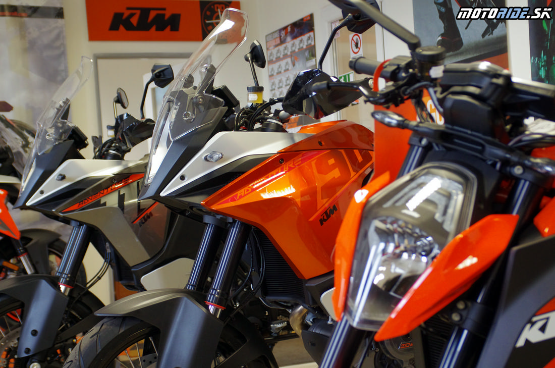 9837fd47d Príď za dobrým nákupom do vynovenej predajne Adamoto KTM Košice: motoride.sk