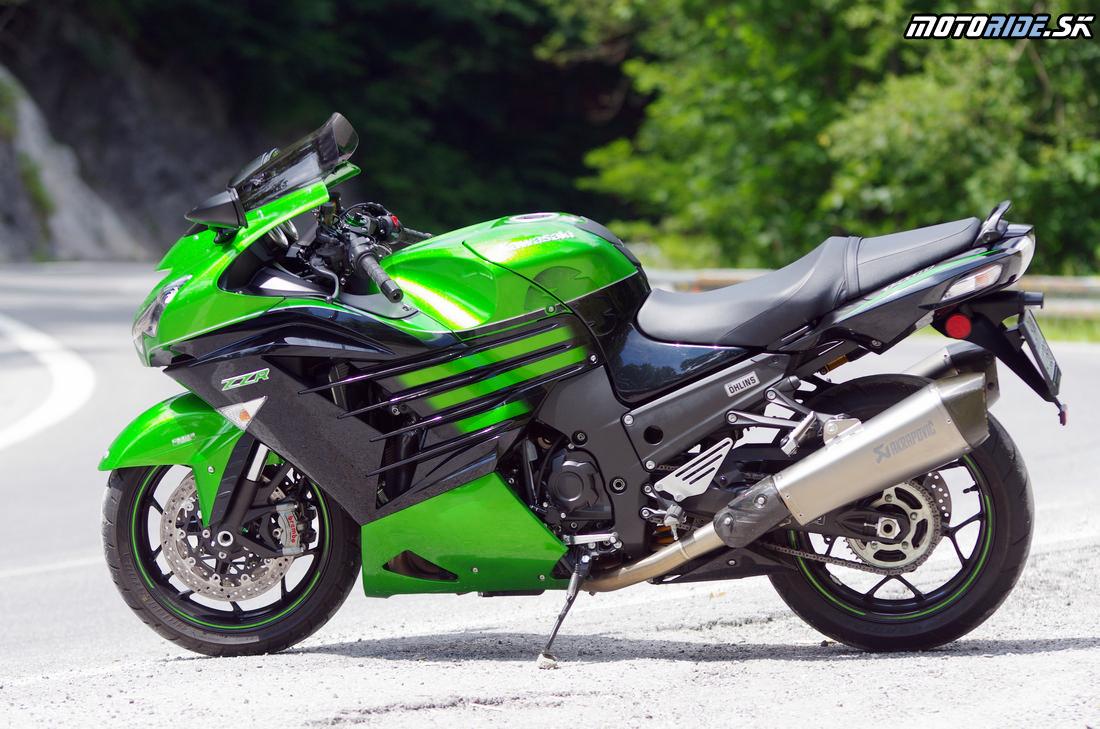 Motoride Galéria - Vyskúšali sme nádhernú klasiku Kawasaki ...
