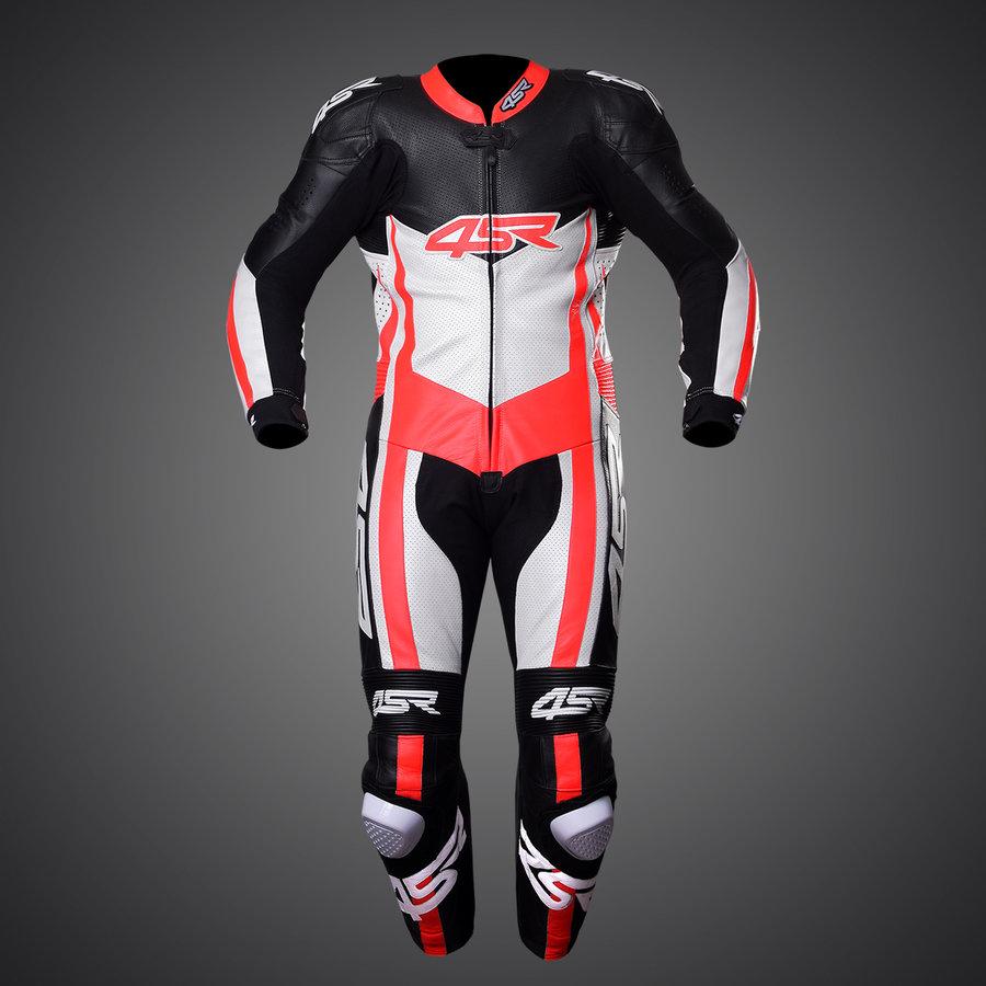 4SR kožená moto kombinéza Racing Replica Superleggera 2