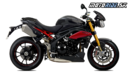 Triumph Speed Triple 1050 R ABS 2016