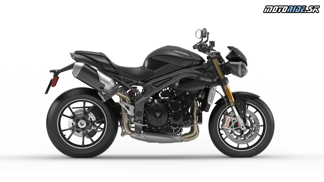 Triumph Speed Triple 1050 S ABS 2016