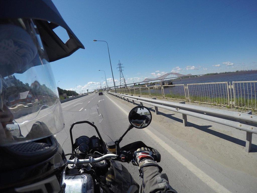 Most Red Dragon, Rusko - Bod záujmu