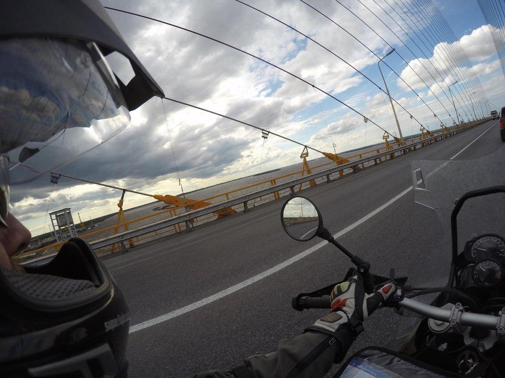Surgutský most, Rusko - Bod záujmu