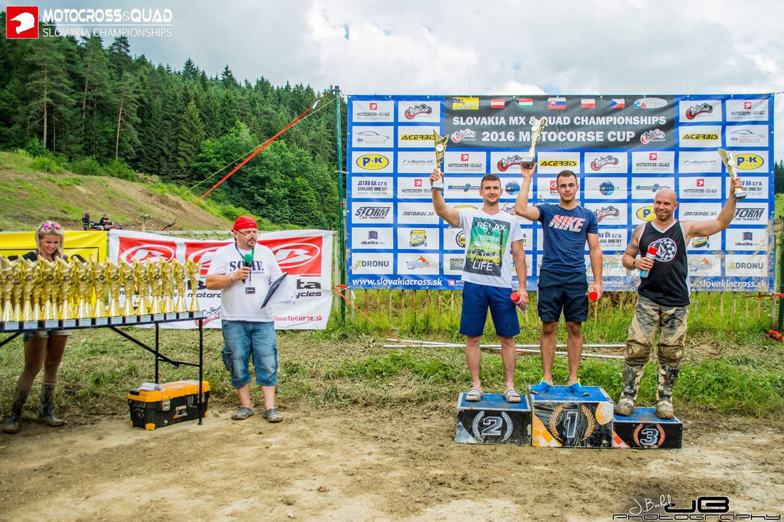 MotoCorse cup 2016 - Slovakia MX & QUAD CHamionships - Sverepec