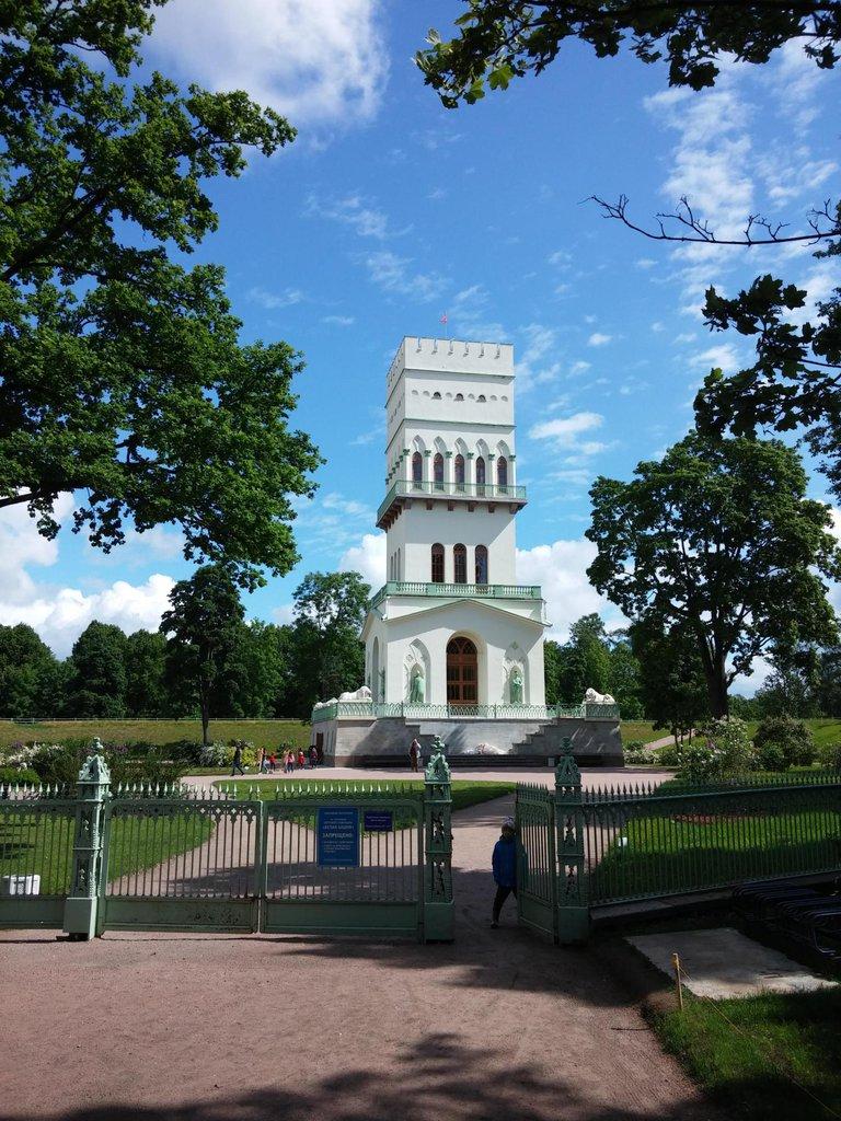Pushkin, Rusko - Bod záujmu