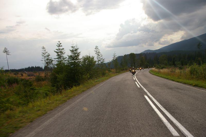Cesta slobody - 6. Stretnutie Motoride-ákov alebo upršaný Motoride Tour 2007