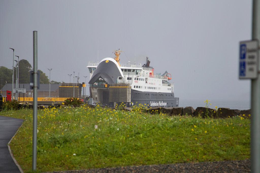 Prístav Tarbert na ostrove Lewis