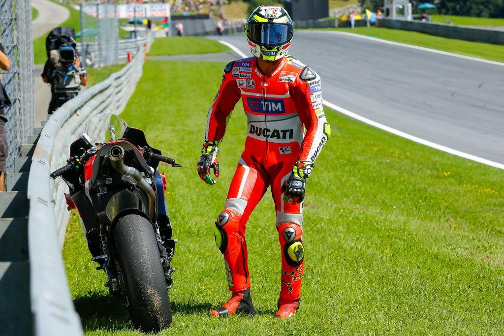 Andrea Iannone - MotoGP 2016 - VC Rakúska