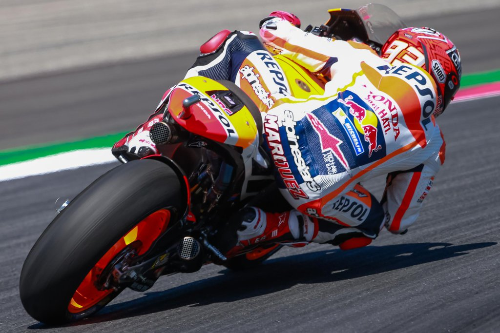 Marc Marquez - MotoGP 2016 - VC Rakúska