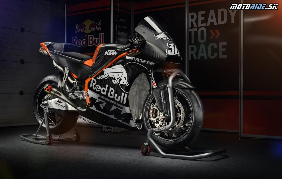 d83575fa6 Mega galéria: KTM v Spielbergu odhalila RC16 špeciál MotoGP pre rok 2017:  motoride.sk