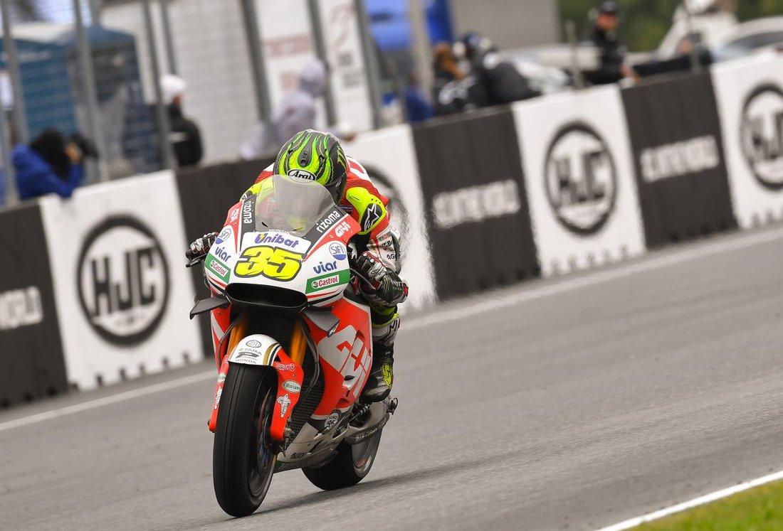 Cal Crutchlow - MotoGP 2016 - VC Českej republiky