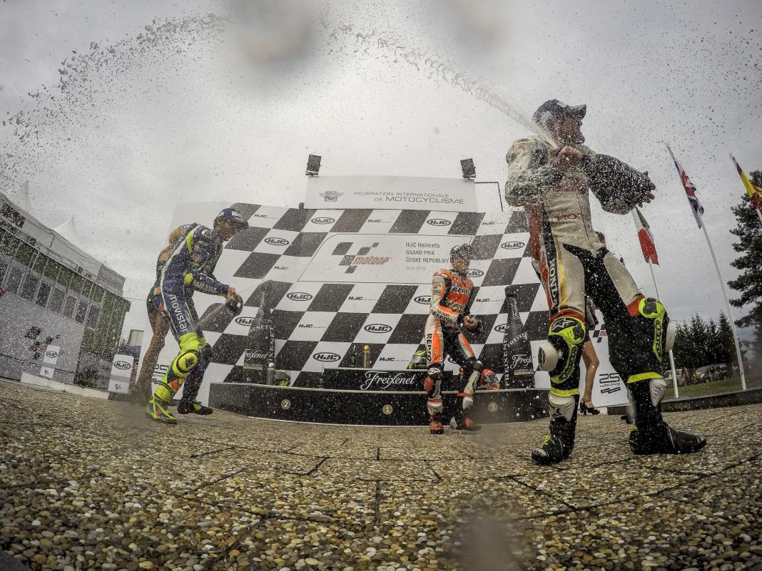 MotoGP 2016 - VC Českej republiky