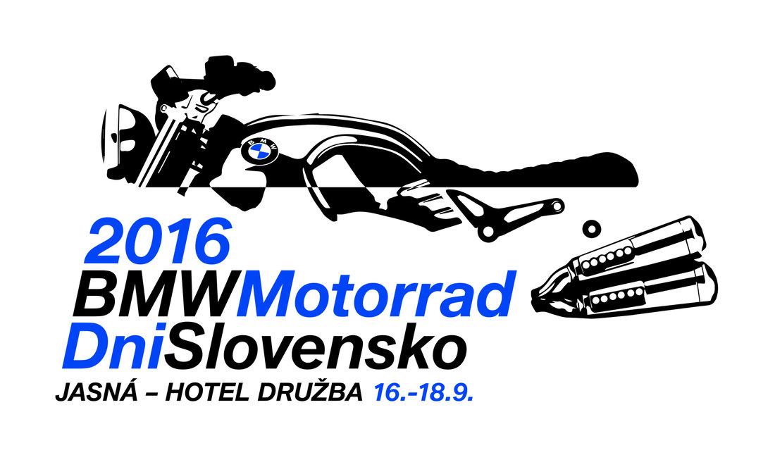 Pozvánka: Dni BMW Motorrad Slovensko 2016
