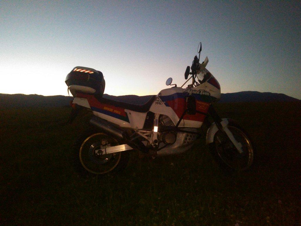 Návrat domov pri západe slnka, Nízke Tatry