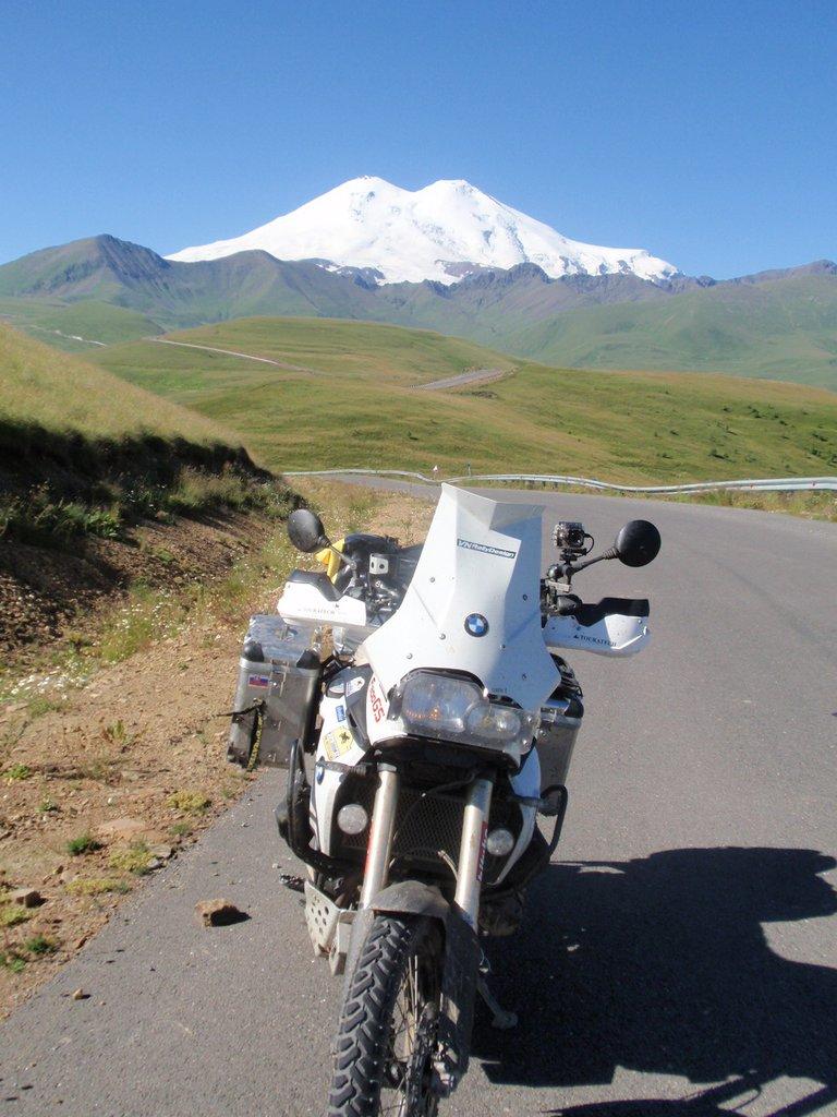 Čau Elbrus