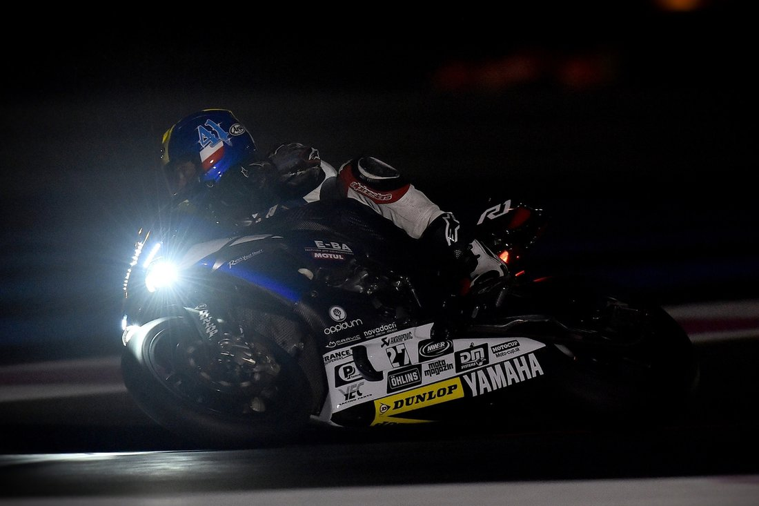 Yamaha Maco Racing Team - Bol d´Or 2016