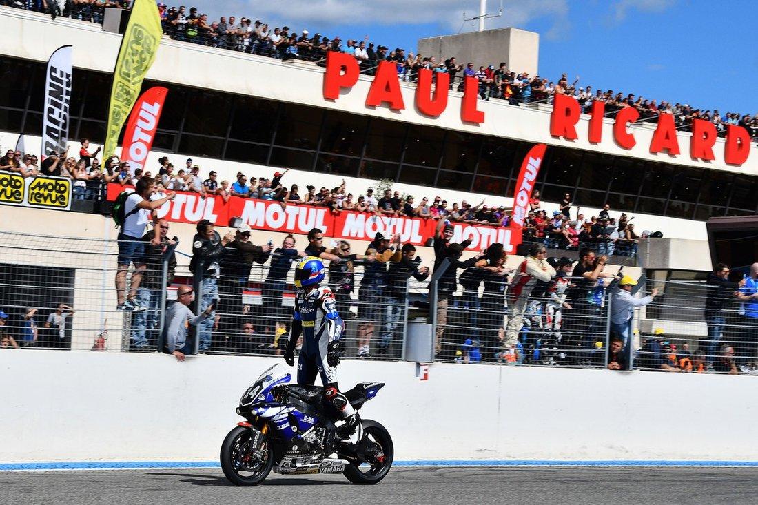 Yamaha Maco Racing Team - Bol d´Or 2016