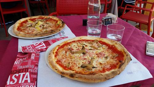 Pizza v Tarvissiu