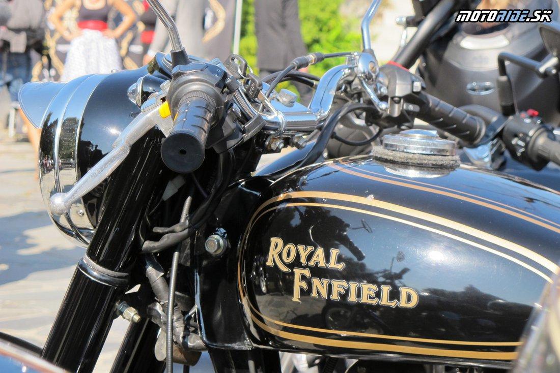 Distinguished Gentleman's Ride 2016, Bratislava