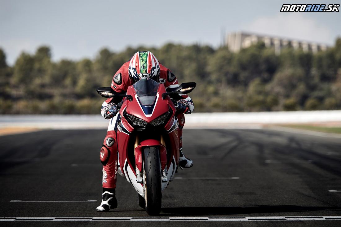 Nicky Hayden - Honda CBR1000RR Fireblade SP 2017