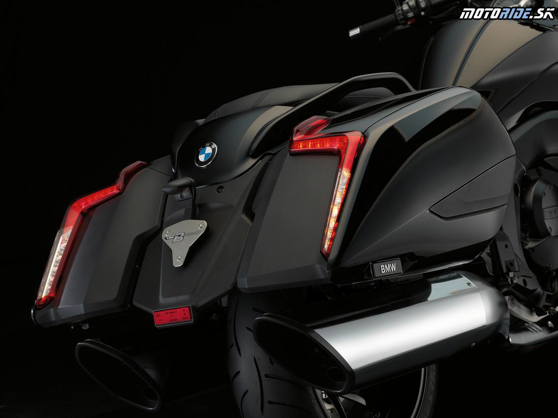 BMW K 1600 B 2017