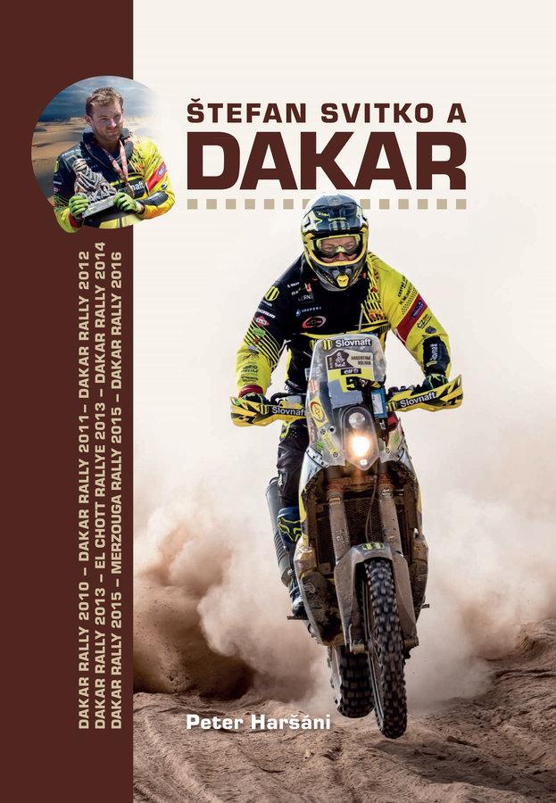 "Kniha ""Štefan Svitko a Dakar"""