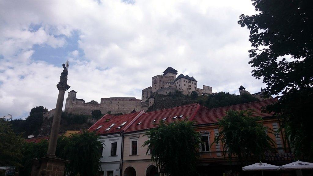 Trenčiansky hrad, Slovensko - Bod záujmu
