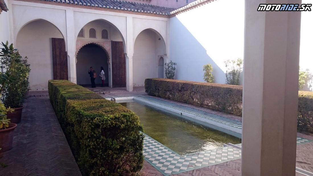 Rímske divadlo a pevnosť Alcazaba, Malaga, Španielsko - Bod záujmu