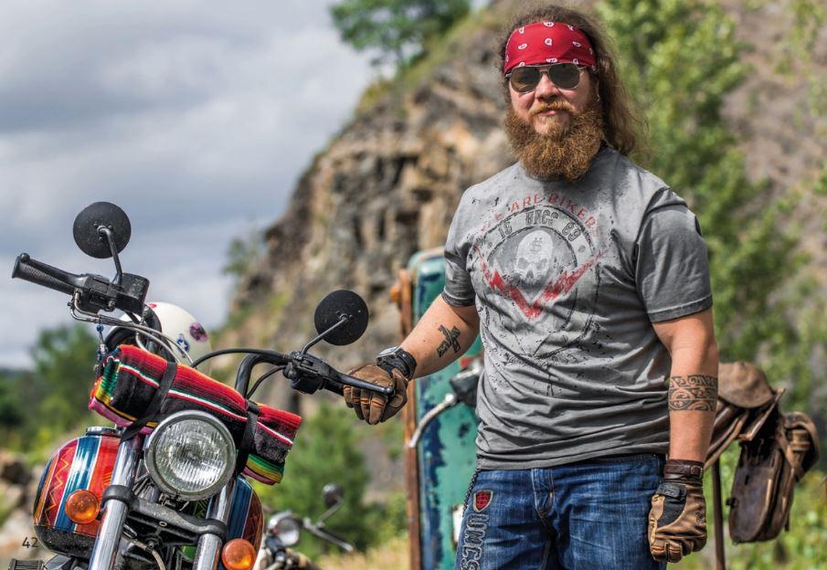 788168c9c8dbe Motoride Galéria - Voľnočasové motorkárske oblečenie Uncle Sam a. s. ...