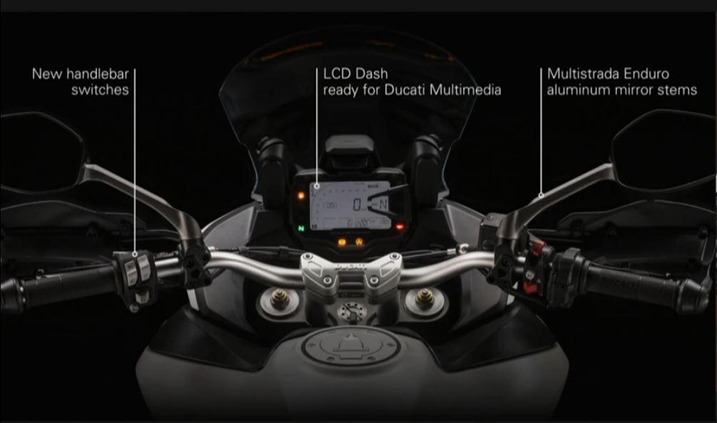Ducati 2017 - Multistrada 950