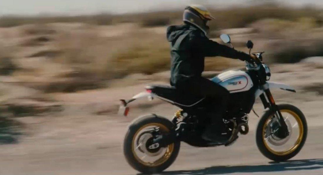 Ducati 2017 - Scrambler