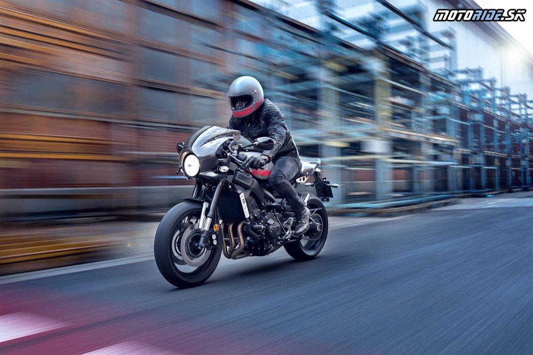 EICMA 2017 - Yamaha XSR900 Abarth