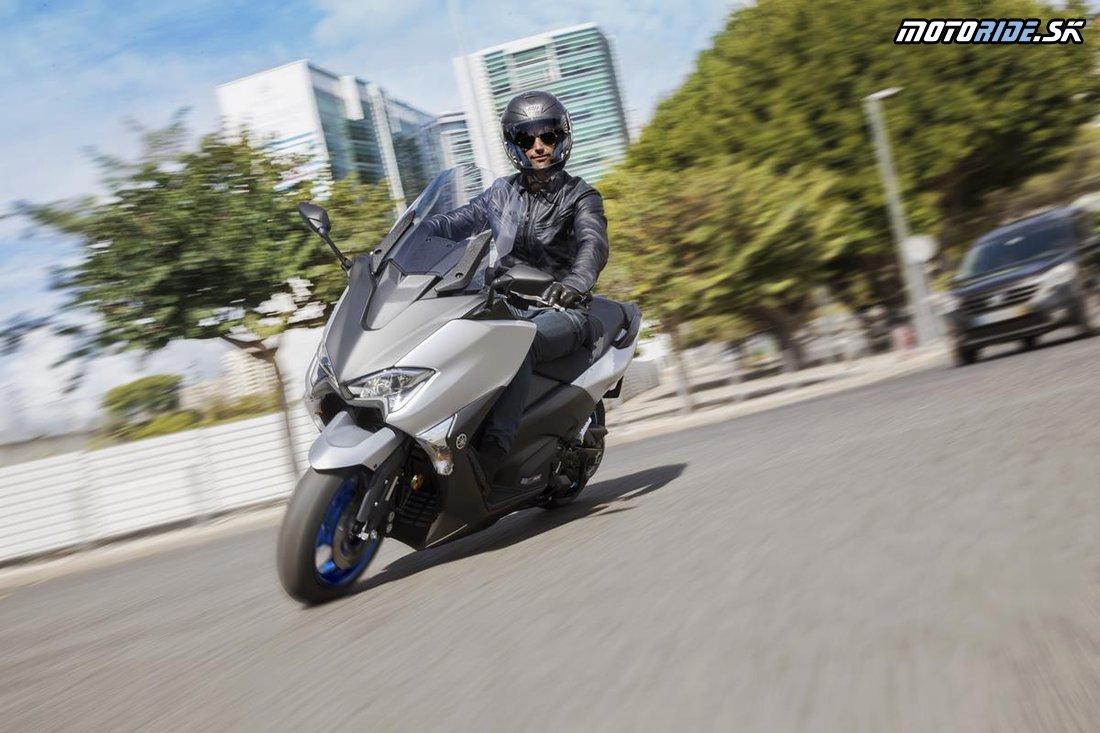 EICMA 2017 - Yamaha TMax