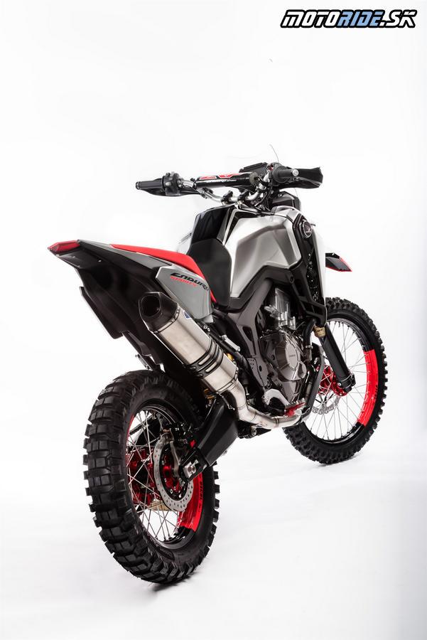 Honda Africa Twin Enduro Sports Concept - štúdia EICMA 2016