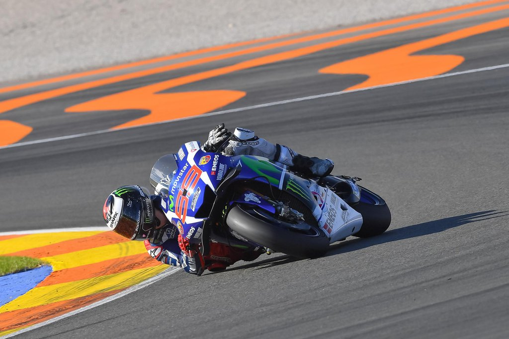 Jorge Lorenzo - MotoGP - VC Valencie 2016 - Gran Premio Motul de la Comunitat Valenciana