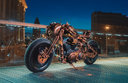 Hard Rock Cafe Racer - H-D Sportster 883 - Game Over Cycles
