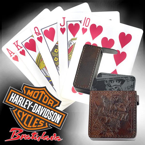 Darček od Harley-Davidson Bratislava - hracie karty