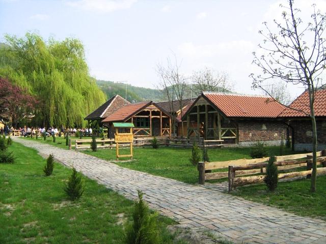 Etno selo Suncana Reka, Srbsko - Bod záujmu