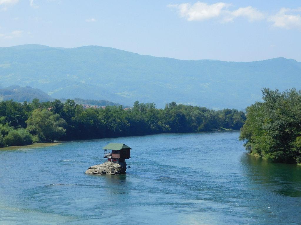 Kuća na Drini, Srbsko - Bod záujmu