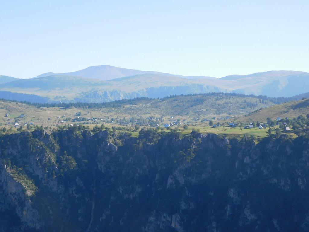 vyhľad nad kaňonom Sušice