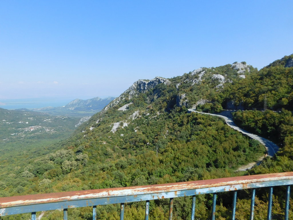 cesta Virpazar - Petrovac