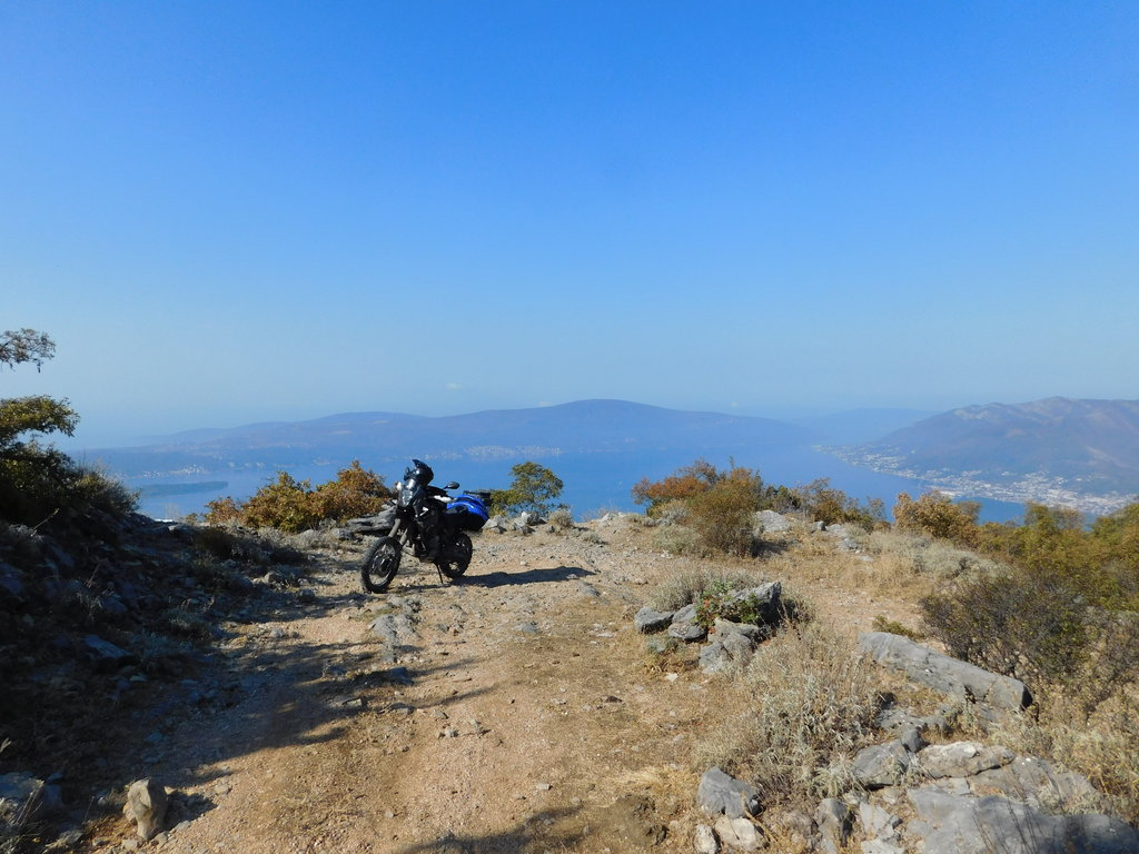 cesta k vrchu Sv. Ilaja