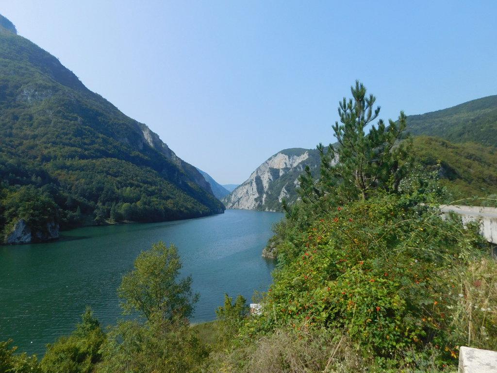 kaňonom rieky Drina
